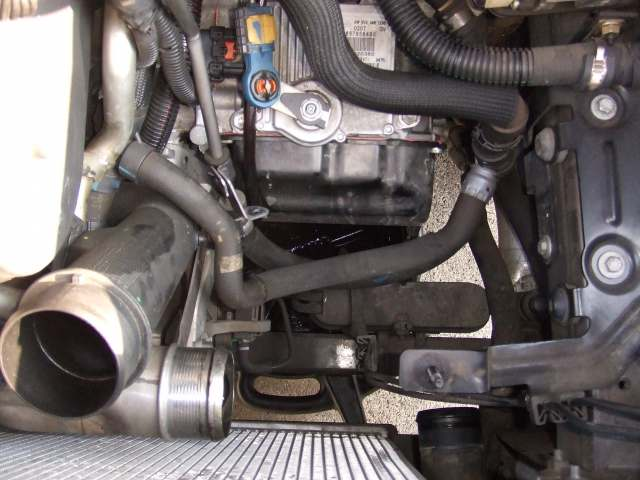 シトロエンC6・HDiのA/T不調修理完了