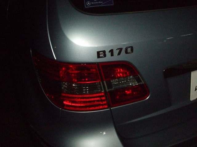 ベンツB170 CVTの不調