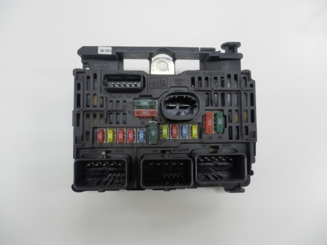 シトロエン・プジョーフューズBOXの修理